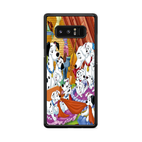 101 Dalmations Family Samsung Galaxy Note 8 Case