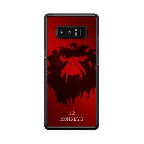 12 Monkeys Samsung Galaxy Note 8 Case