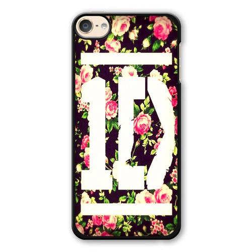 1D Logo Flower iPod Touch 6 Case