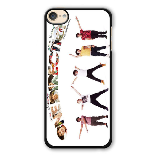 1D One Dreams One Lands iPod Touch 6 Case