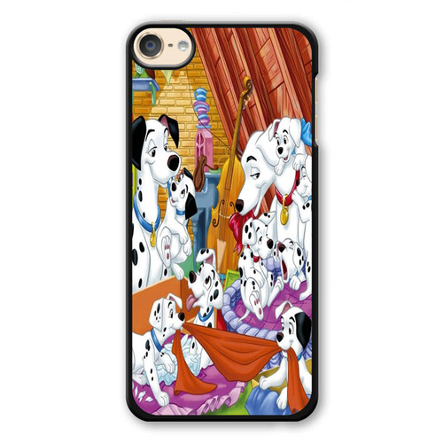 101 Dalmations Family iPod Touch 6 Case