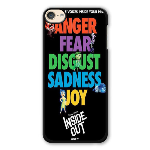 Disney inside out iPod Touch 6 Case