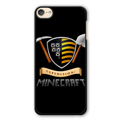 Video Game Minecraft iPod Touch 6 Case