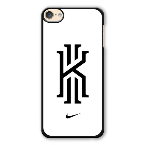 Kyrie Irving Nike Logo White1 iPod Touch 6 Case