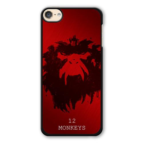 12 Monkeys iPod Touch 6 Case