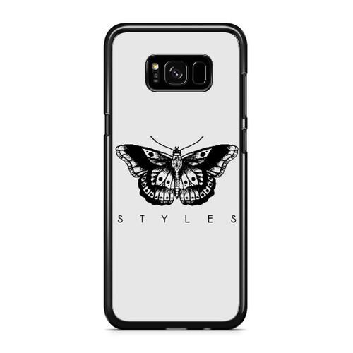 1d Harry Styles Tattoos Samsung Galaxy S8 Plus Case