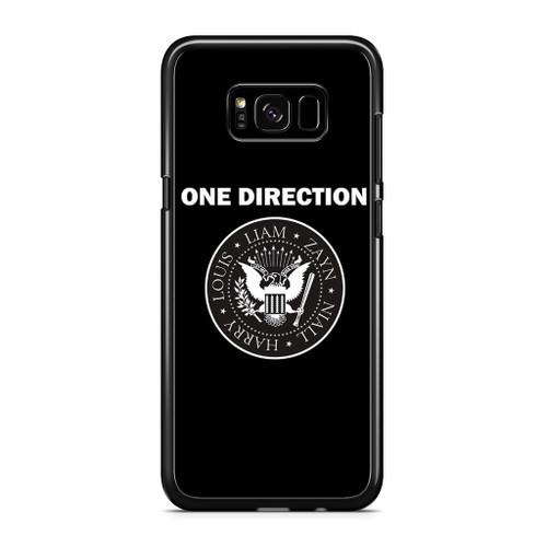 1D Liam Zayn Niall Harry Louis Samsung Galaxy S8 Plus Case