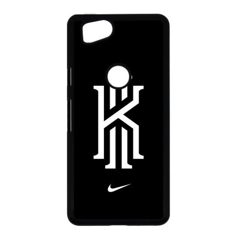 Kyrie Irving Nike Logo Black1 Google Pixel 2 Case