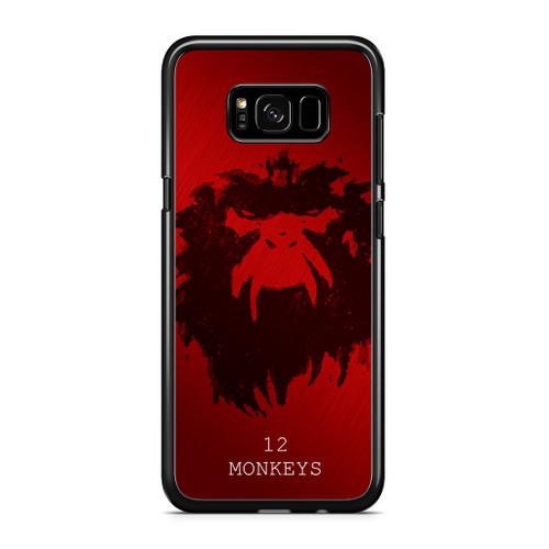 12 Monkeys Samsung Galaxy S8 Plus Case