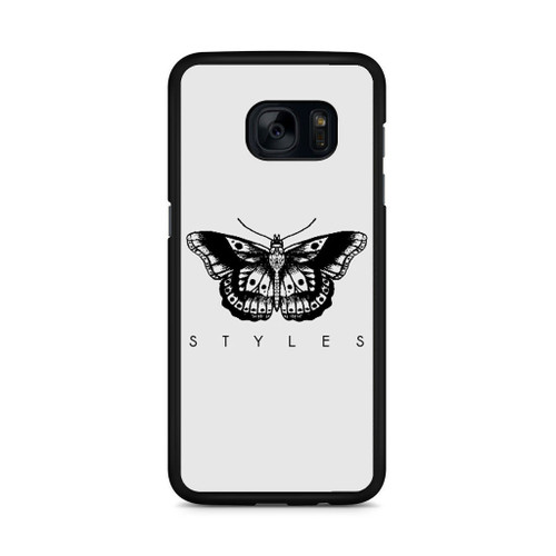 1d Harry Styles Tattoos Samsung Galaxy S7 Edge Case