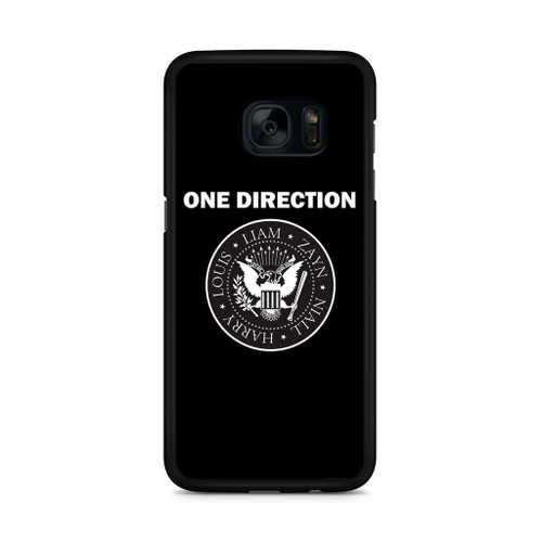 1D Liam Zayn Niall Harry Louis Samsung Galaxy S7 Edge Case