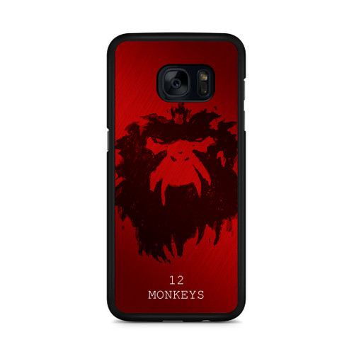 12 Monkeys Samsung Galaxy S7 Edge Case