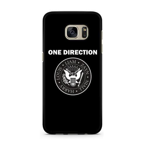 1D Liam Zayn Niall Harry Louis Samsung Galaxy S7 Case