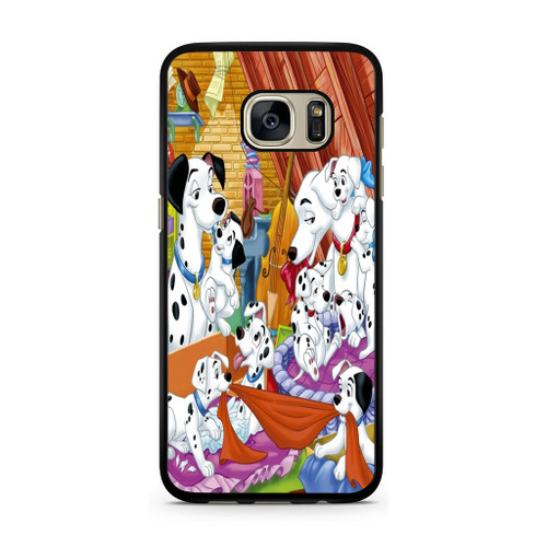 101 Dalmations Family Samsung Galaxy S7 Case