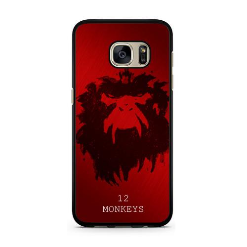 12 Monkeys Samsung Galaxy S7 Case