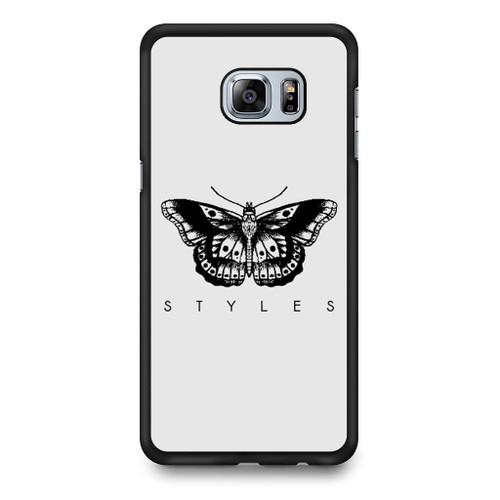 1d Harry Styles Tattoos Samsung Galaxy S6 Edge Plus Case