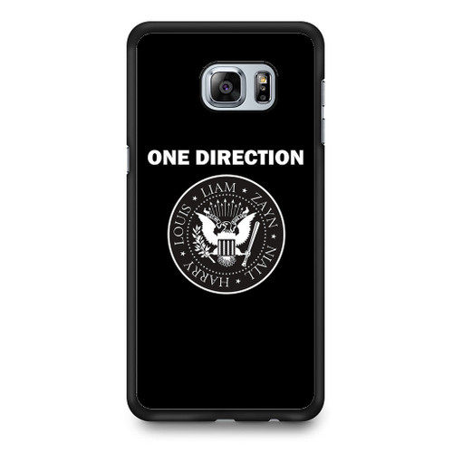 1D Liam Zayn Niall Harry Louis Samsung Galaxy S6 Edge Plus Case