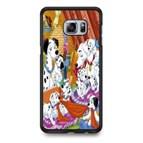 101 Dalmations Family Samsung Galaxy S6 Edge Plus Case
