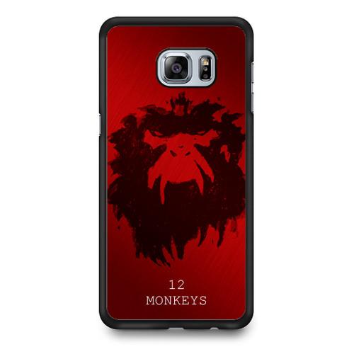12 Monkeys Samsung Galaxy S6 Edge Plus Case