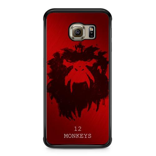 12 Monkeys Samsung Galaxy S6 Edge Case