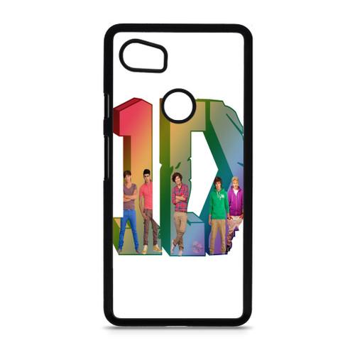1D Logo Colourfull Google Pixel 2 XL Case