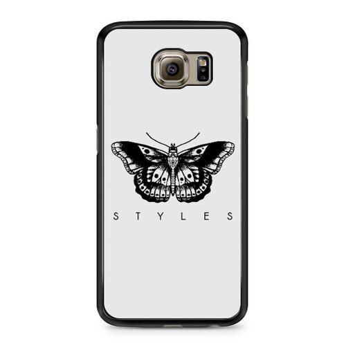 1d Harry Styles Tattoos Samsung Galaxy S6 Case