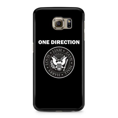 1D Liam Zayn Niall Harry Louis Samsung Galaxy S6 Case