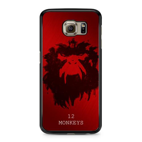 12 Monkeys Samsung Galaxy S6 Case