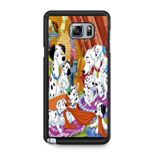 101 Dalmations Family Samsung Galaxy Note 5 Case