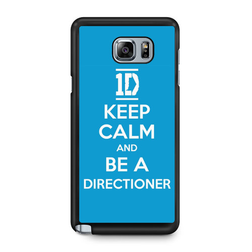 1D Dictioner Samsung Galaxy Note 5 Case
