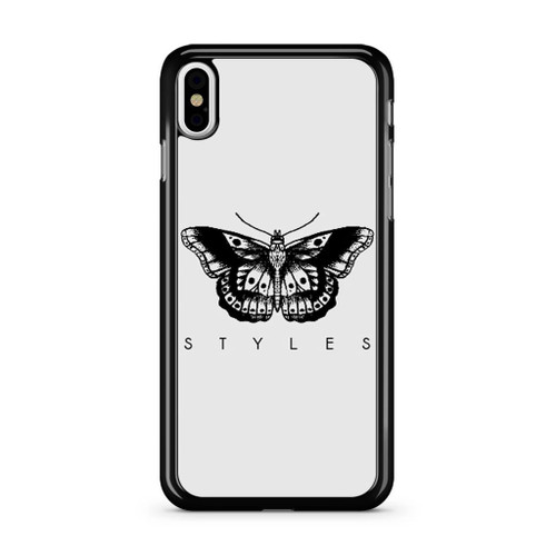 1d Harry Styles Tattoos iPhone X Case