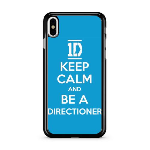 1D Dictioner iPhone X Case