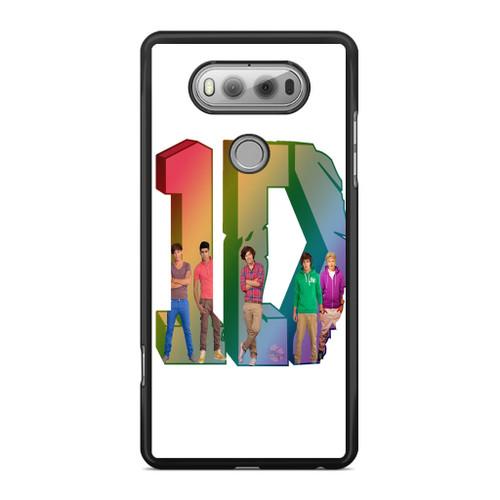 1D Logo Colourfull LG V20 Case