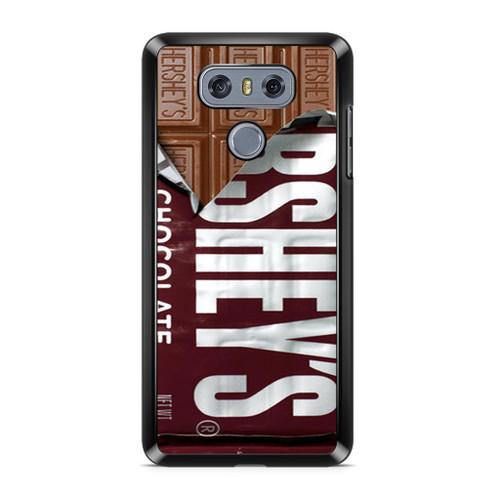 Hershey's Chocolate Candybar LG G6 Case