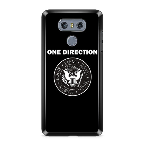 1D Liam Zayn Niall Harry Louis LG G6 Case