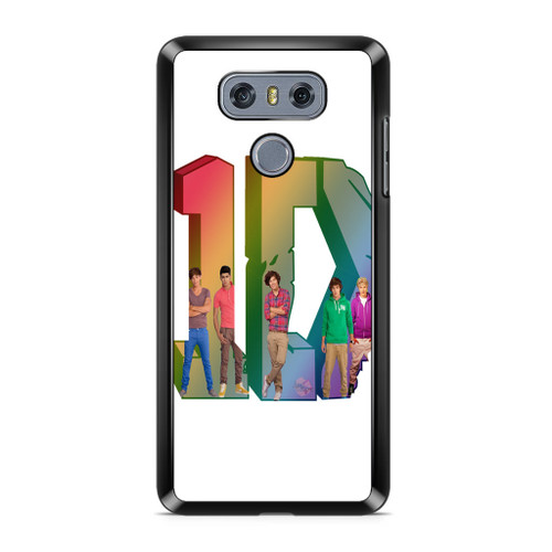 1D Logo Colourfull LG G6 Case