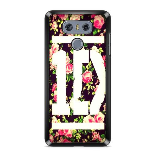 1D Logo Flower LG G6 Case