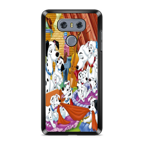 101 Dalmations Family LG G6 Case