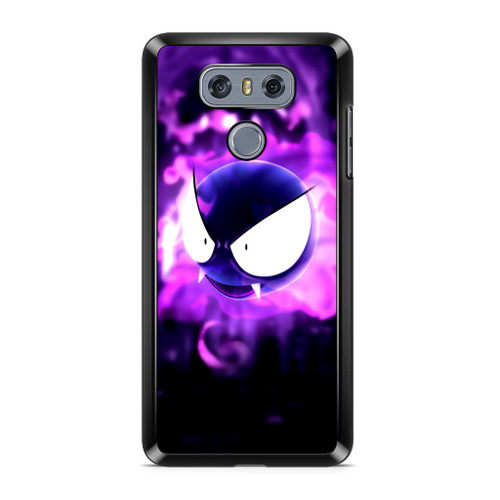 free shipping d216b e50e9 Pokemon Gastly LG G6 Case