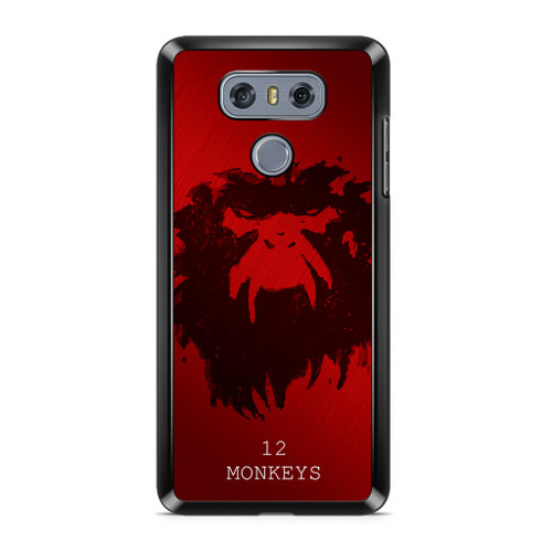 12 Monkeys LG G6 Case