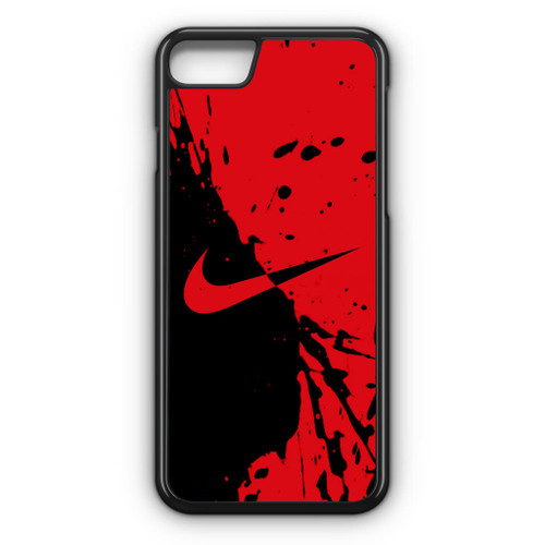 Nike Red and Black iPhone 7 Case