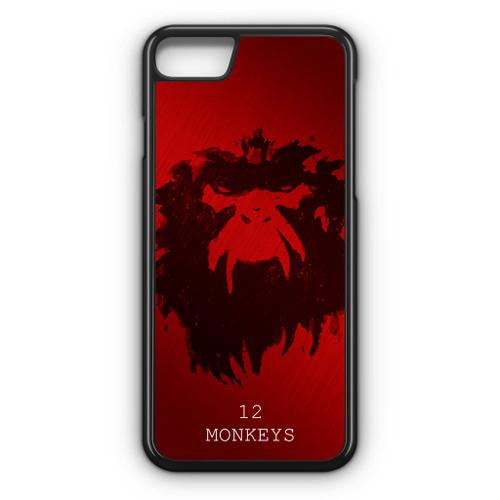 12 Monkeys iPhone 7 Case