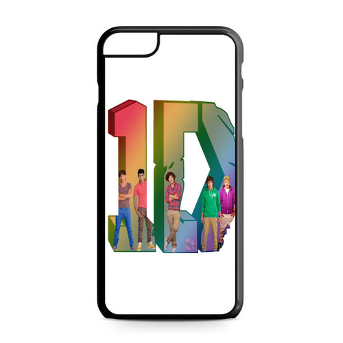 1D Logo Colourfull iPhone 6 Plus/6S Plus Case