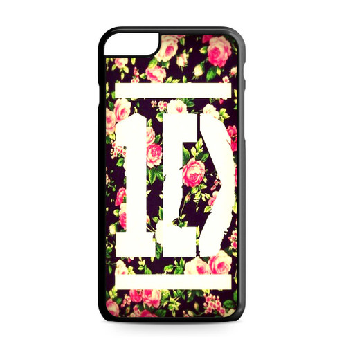 1D Logo Flower iPhone 6 Plus/6S Plus Case