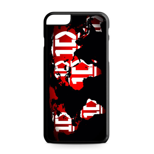1D Map World iPhone 6 Plus/6S Plus Case