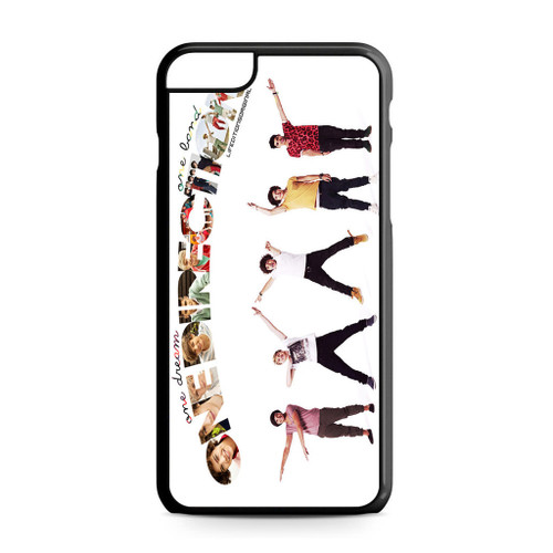 1D One Dreams One Lands iPhone 6 Plus/6S Plus Case