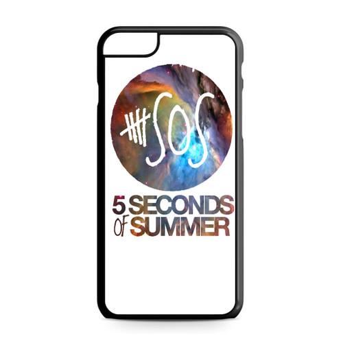5SOS Nebula Cover iPhone 6 Plus/6S Plus Case