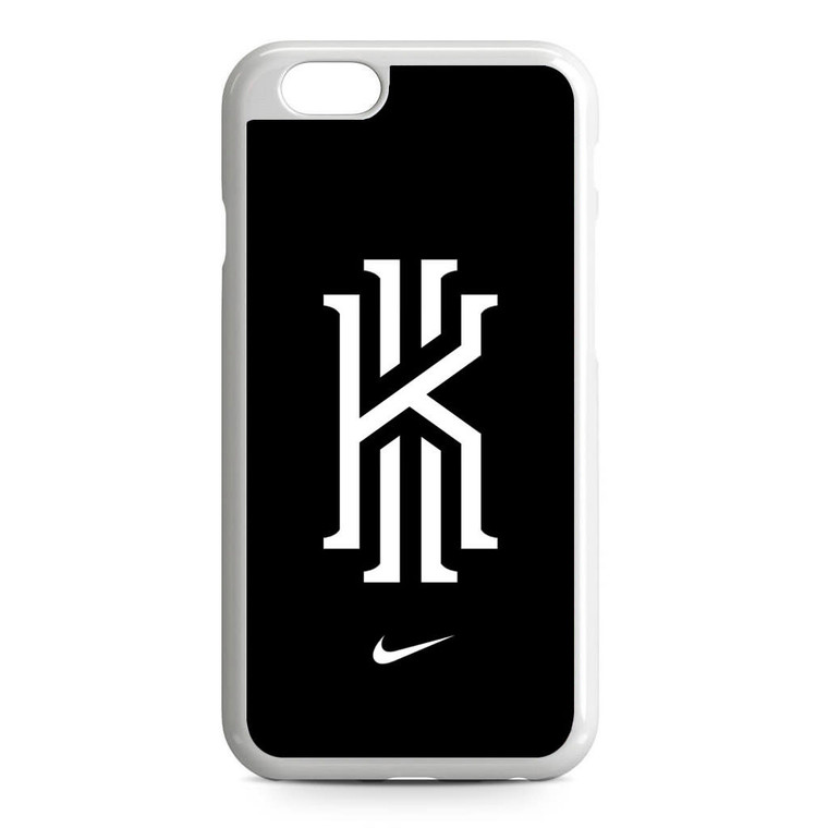 Kyrie Irving Nike Logo Black1 iPhone 6/6S Case