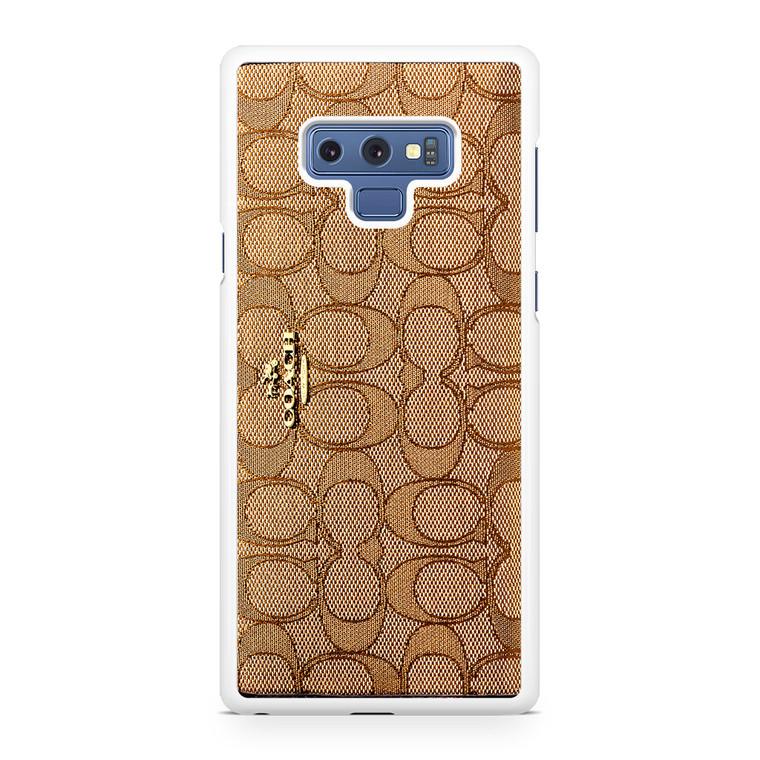 Coach Wallet Samsung Galaxy Note 9 Case