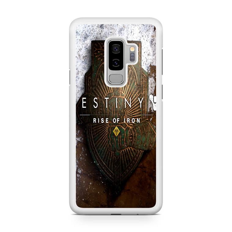 Destiny Rise of Iron Samsung Galaxy S9 Plus Case